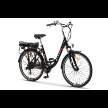 "Z-tech 26""-os Pedelec kerékpár ZT-34A Verona 36V/250W/10Ah fekete"