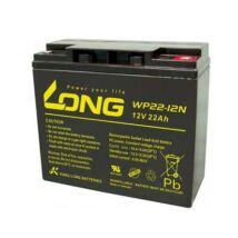 Velox alkatrész akkumulátor 12V/22AH long