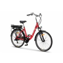 Z-tech Pedelec ZT-34 Verona elektromoskerékpár 36V 10Ah 250W piros