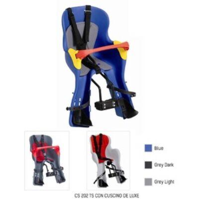 Gyerekülés Htp előre kiki CS202T kapaszkodóval sötét kék/piros