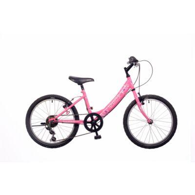 """Neuzer 20""""-os gyerek bicikli Cindy 1S lány pink"""