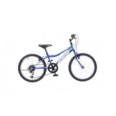 """Neuzer 20""""-os gyerek bicikli Bobby 6S fiú kék/fehér"""