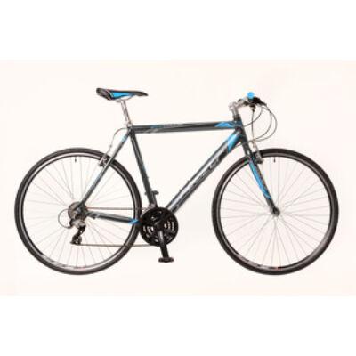 Kerékpár Neuzer Courier antracit/cián 58 cm