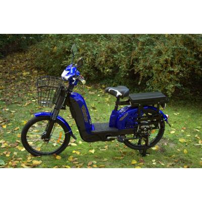 velox-cargo-elektromos-kerékpár-kék