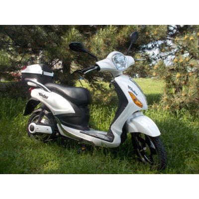 velox-dynamic-fehér-elektromos-kerékpár