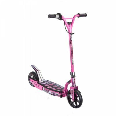 Elektromos roller gyerek rózsaszín 100W