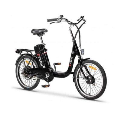 """Z-tech 20""""-os Pedelec kerékpár ZT-07A Camp Lítium 36V/250W/9Ah fekete"""