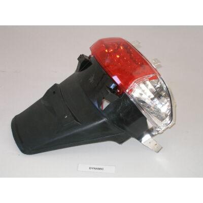 Velox burkolat Dynamic 08 sárvédő hátsó lámpával