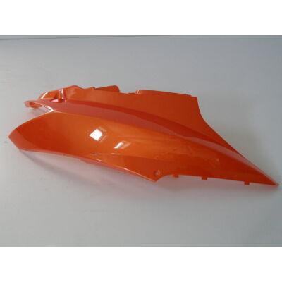 Velox burkolat Moped'10 hátsó oldal jobb narancs