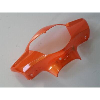 Velox burkolat Moped'10 fejidom lámpa körül, narancs