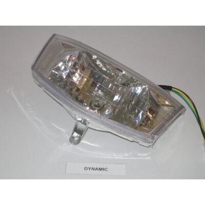 Velox alkatrész lámpa első Dynamic 06