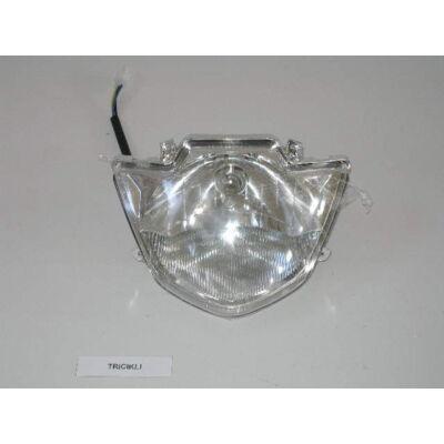 Velox alkatrész lámpa első Tricikli'10