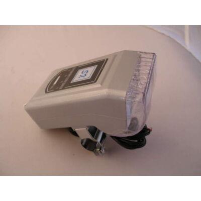 Velox alkatrész lámpa első Micra 24V