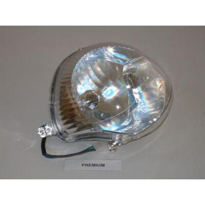 Velox alkatrész lámpa első Premium 08