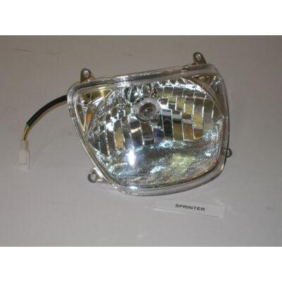 Velox alkatrész lámpa első Sprinter 07