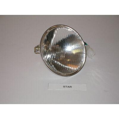 Velox alkatrész lámpa első Star 07