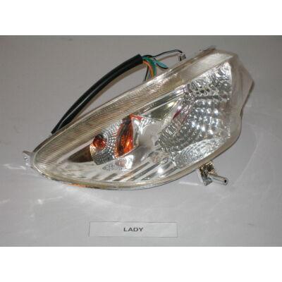 Velox alkatrész lámpa hátsó Lady 07