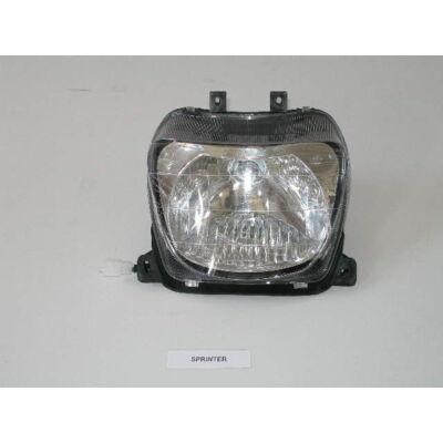 Velox alkatrész lámpa első Sprinter 2010