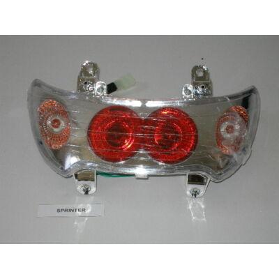 Velox alkatrész lámpa hátsó Sprinter 2010