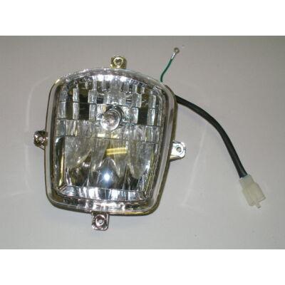 Velox alkatrész lámpa első Classic'10