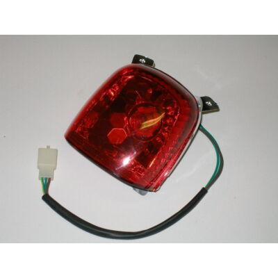 Velox alkatrész lámpa hátsó Classic'10