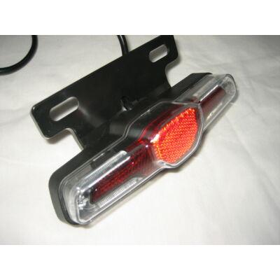 Velox alkatrész lámpa hátsó irányjelzővel
