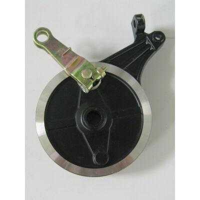 Velox alkatrész fék hátsó dobfék fekete öntvény 110mm