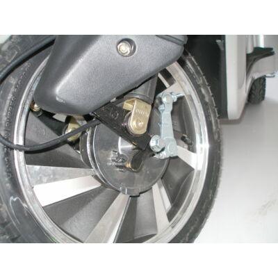 Velox alkatrész fék első dobfék Tricikli'10 - 110mm kúpos