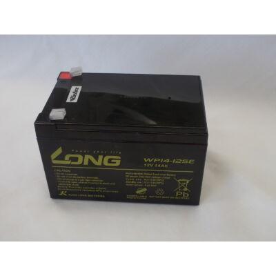 Velox alkatrész akkumulátor Long 12V/14Ah