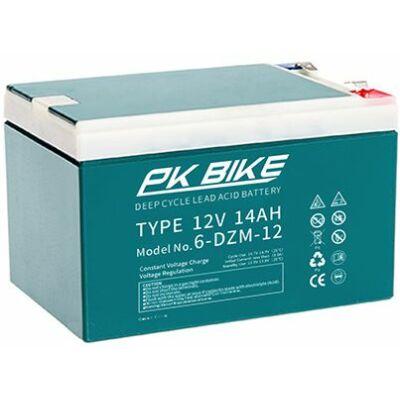 Velox alkatrész akkumulátor 12V/14Ah PK Bike