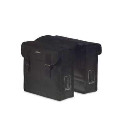 Táska csomagtartóra 2 részes BASIL Mara 26L fekete