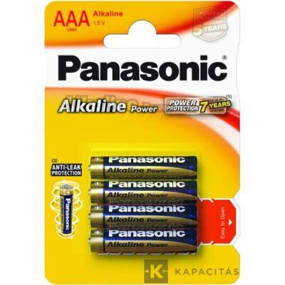"""Elem Panasonic """"AAA"""" tartós"""