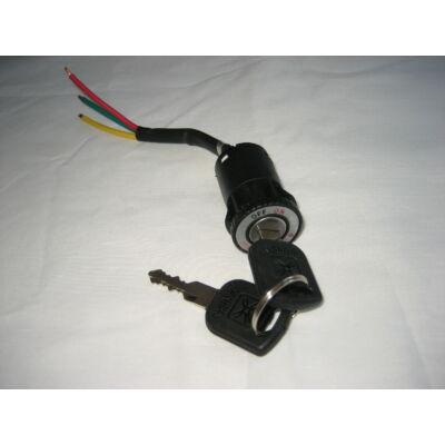 Velox alkatrész gyújtáskapcsoló uni 26 mm 2 vezeték City Plus Comf