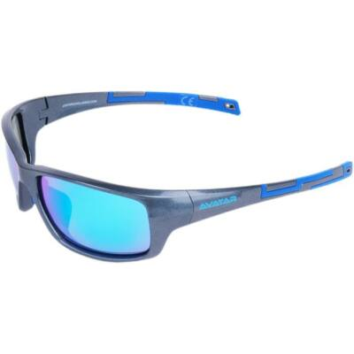 Napszemüveg Avatar Marauder szürke polarizált lencsével