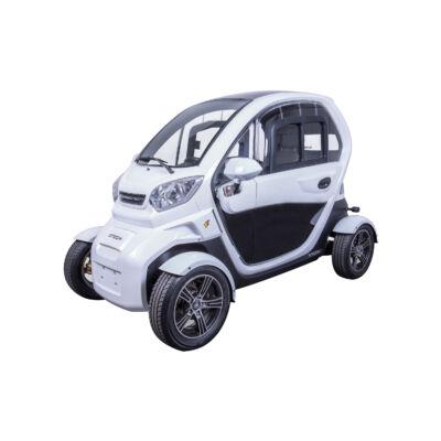 ZT-96 4 kerekű e-moped autó fehér