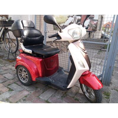 Használt elektromos tricikli 48V