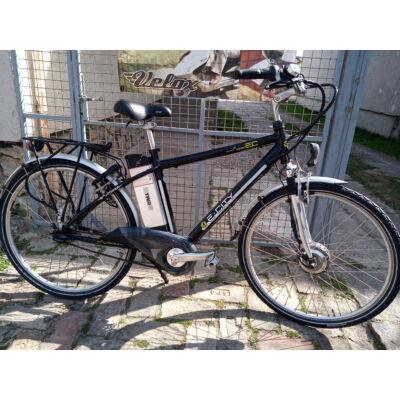 Használt Pedelec E-city elektromos kerékpár