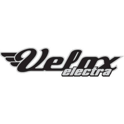 Matrica Velox Electra felirat