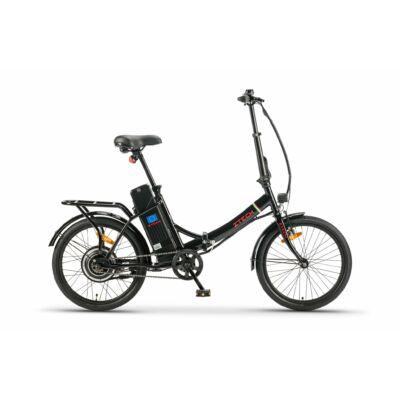 """Z-Tech 20""""-os Pedelec Kerékpár ZT-88 Camp Összecsukható 250W 36V 9Ah Fekete"""