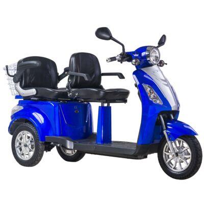 Tricikli Ztech ZT-18 Trilux 60V/20Ah/1000W/ Bordó, fehér és kék szinekben