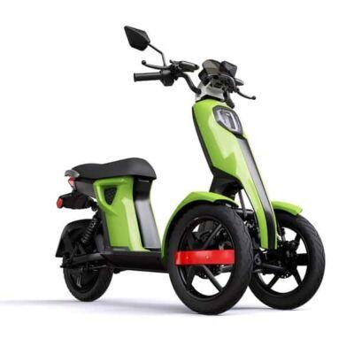 Tricikli Ztech ZT-98 48V 26Ah 1200W Bosch Bordó, fekete, kék, fehér és zöld szinekben