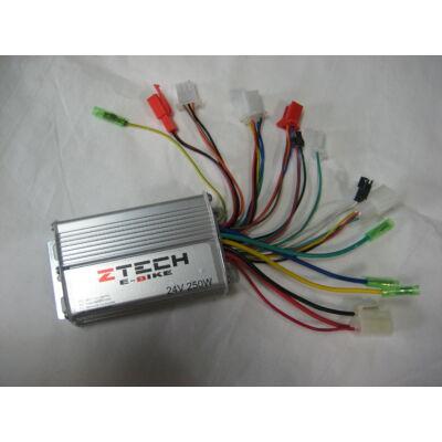 ebike alkatrész vezérlőegység 24V/250W ZT univerzális