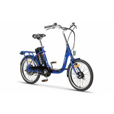 """Z-tech 20""""-os Pedelec kerékpár ZT-07A Camp Lítium 36V/250W/9Ah kék"""